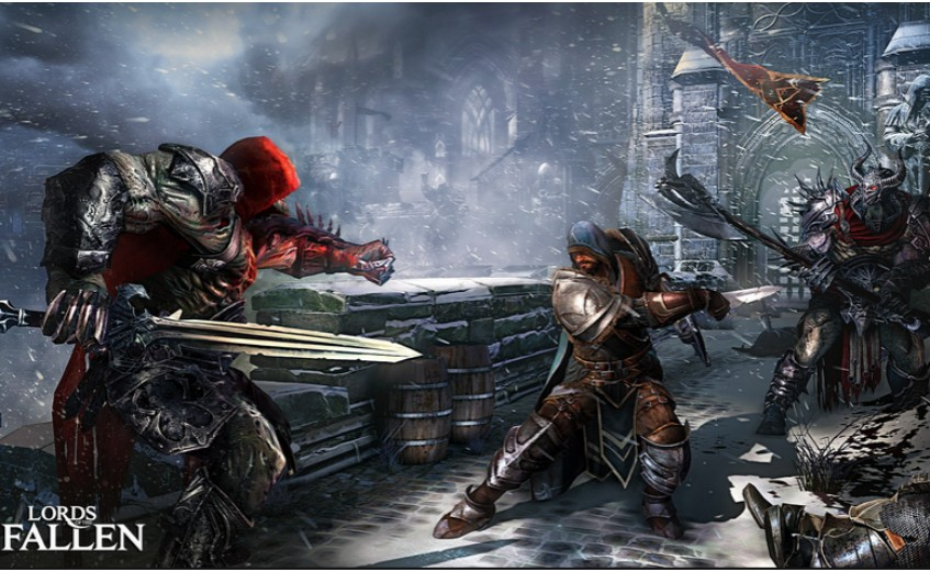 Lords Of The Fallen™ + 3 DLC ( Steam Key ) + БОНУС
