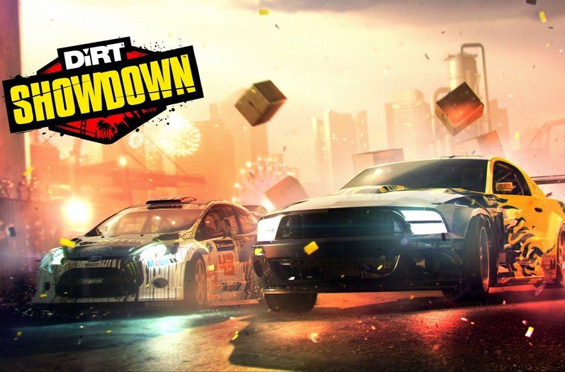 DiRT Showdown (Steam / Region Free / MULTILANG) + БОНУС