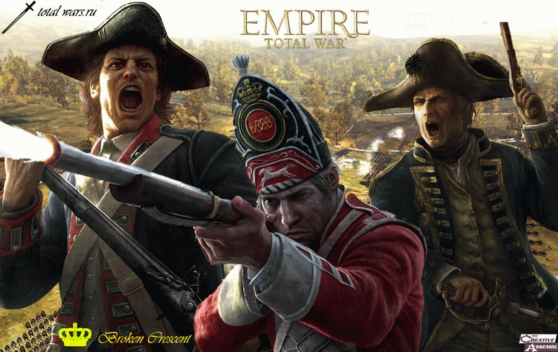 Empire: Total War (Steam/Region Free/MULTILANG) + БОНУС