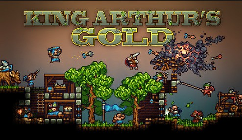 King Arthur´s Gold (Steam/Region Free/MULTILANG)+ БОНУС