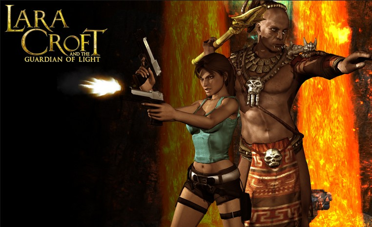 Lara Croft and the Guardian of Light (Steam/Reg. Free)