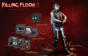 Killing Floor 2 Digital Deluxe Edition Upgrade GIFT RU