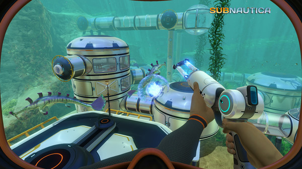 Subnautica// Steam GIFT RU + CIS