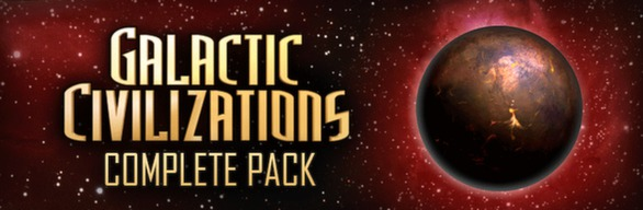 Galactic Civilizations Complete Pack -Steam GIFT // ROW
