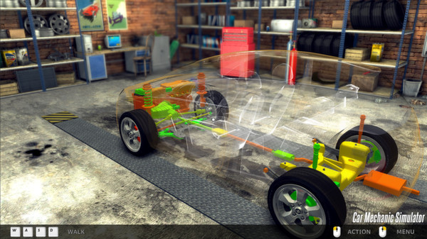 Car Mechanic Simulator 2014 - Steam GIFT/ REGION FREE