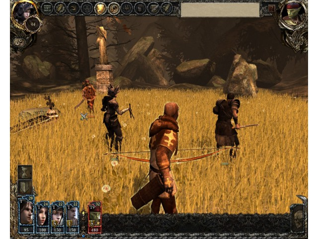 Disciples III: Перерождение / Disciples III: Reincarnation (Akella Games) (