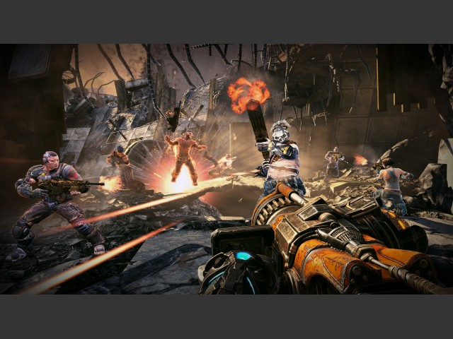 Bulletstorm Steam Gift/RU CIS
