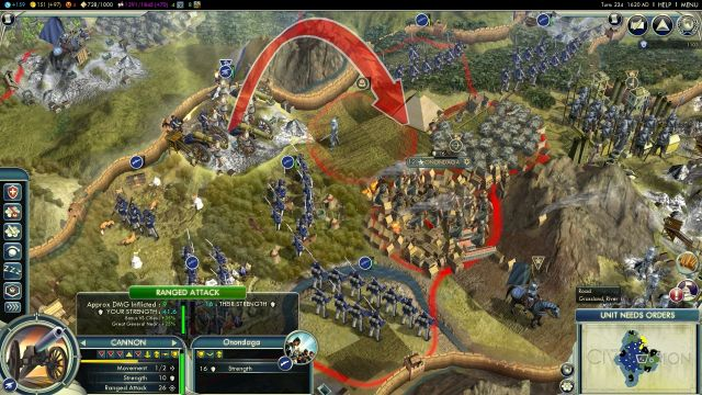 Sid Meier´s Civilization V Steam Gift / RU+CIS