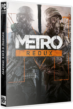METRO REDUX Bundle COMPLETE Steam Gift/RU CIS