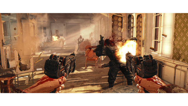 Wolfenstein: The New Order Steam Gift/RU CIS
