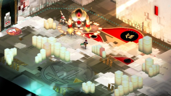 Transistor Steam Gift/RU CIS