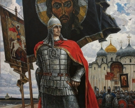 Alexander Nevsky. Photo