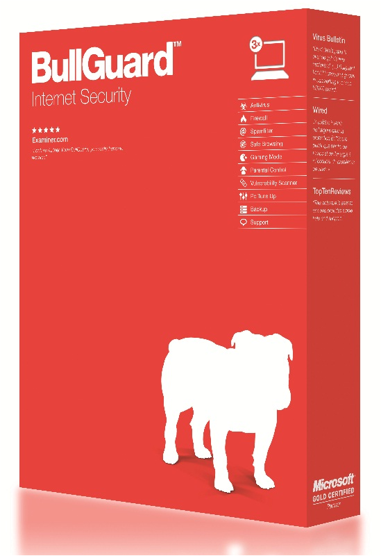 BullGuard Internet Security 12 June 3 Months PC