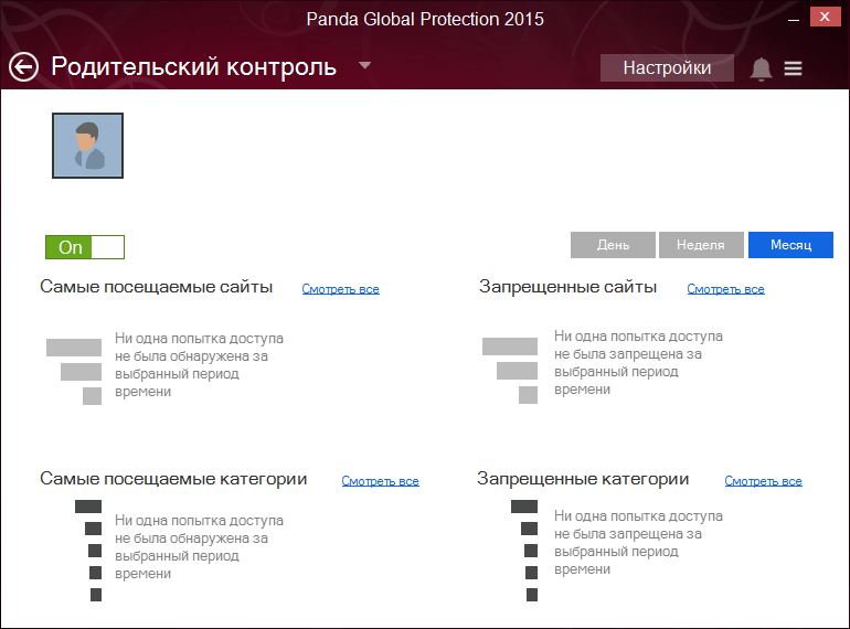 Panda Global Protection 2015 1 Year 1 PC REGION FREE