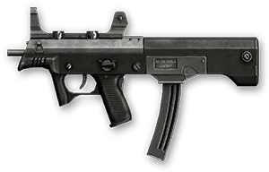 Warface: JS 9mm - submachine gun