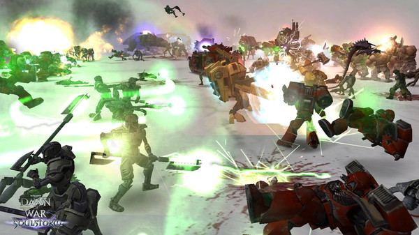 Warhammer 40,000: Dawn of War - Master Collection
