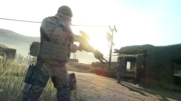 Operation Flashpoint: Red River (Steam) + бонусы
