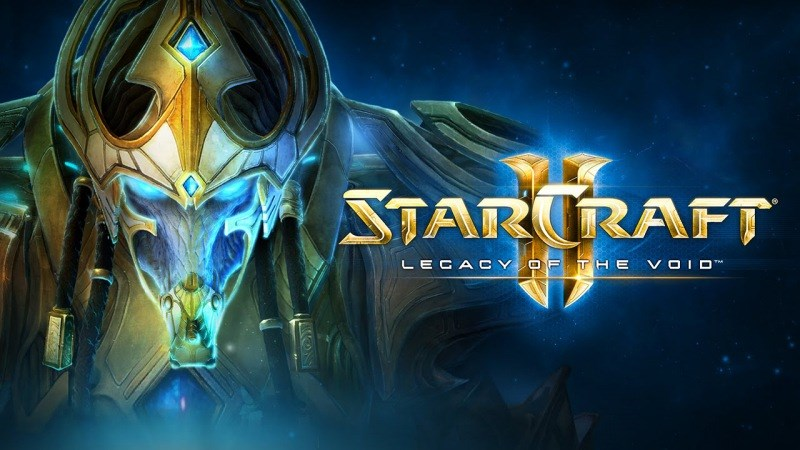 STARCRAFT II: Legacy of the Void — RU (Battle.net)
