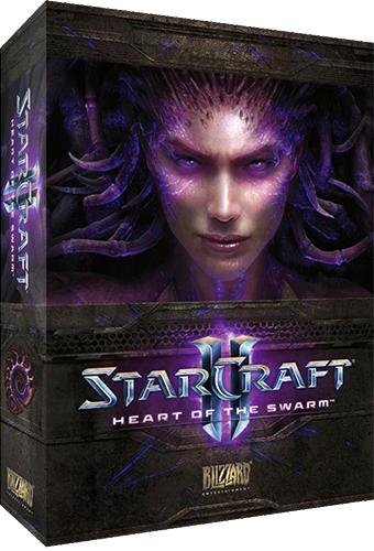 StarCraft II: Heart of the Swarm (RU) - Скидка