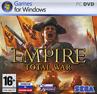 Empire: Total War (ключ для Steam)