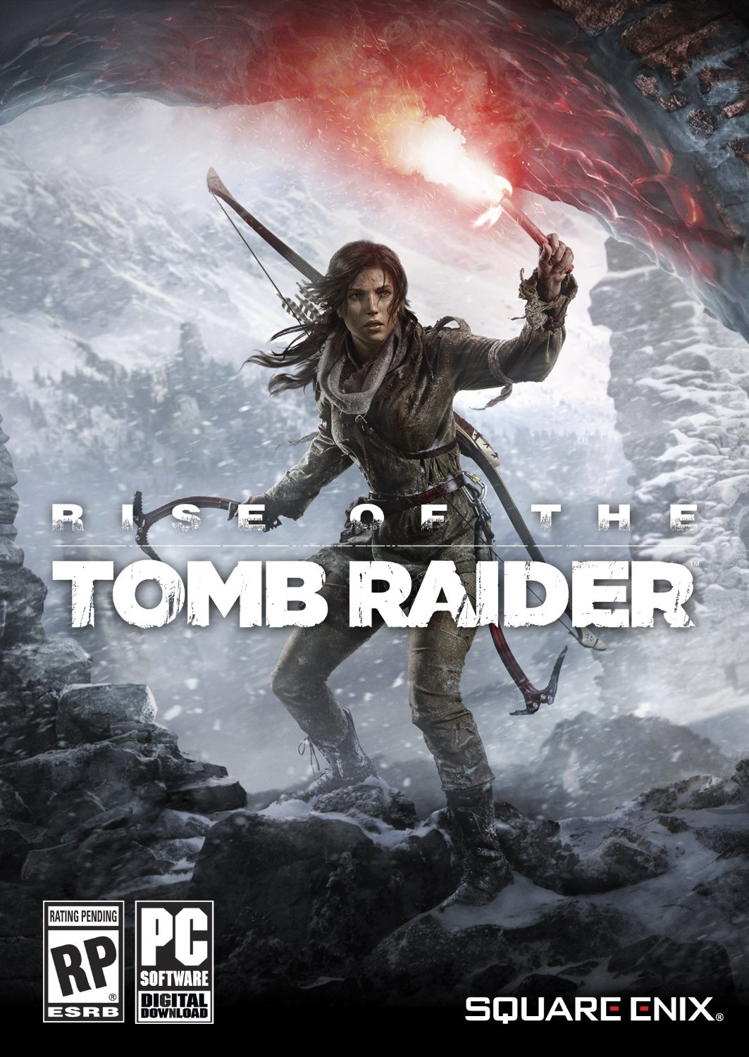 Rise of the Tomb Raider Day One Edition + Hawk