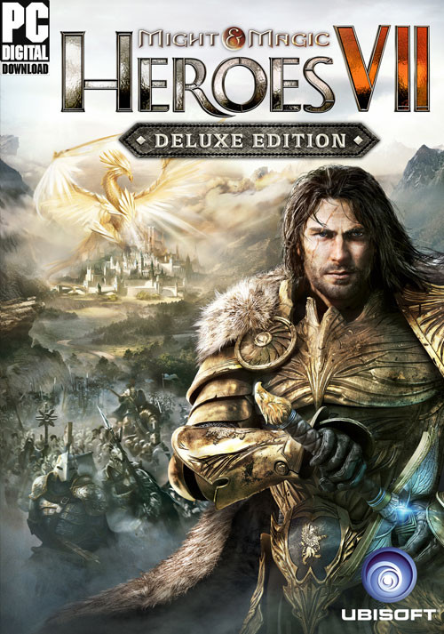 MIGHT & MAGIC HEROES VII RU-CIS / UPLAY / CD-KEY