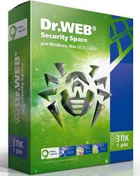 DR.WEB SECURITY SPACE 11 12МЕС 3ПК (+150 ДНЕЙ*) RegFREE