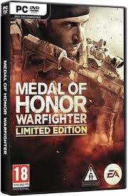MEDAL OF HONOR WARFIGHTER / REGION FREE / MULTILANGUAGE