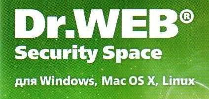 DR.WEB SECURITY SPACE 11.0 3 MONTHES 1PC - REGION FREE