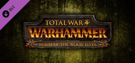 TOTAL WAR: WARHAMMER - DLC REALM OF THE WOOD ELVES - RU
