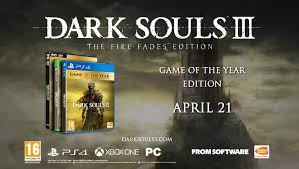 DARK SOULS III GOTY EDITION / RU-CIS / STEAM