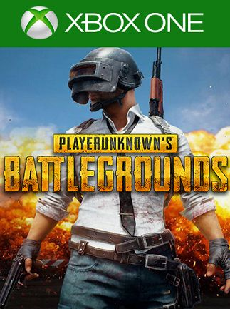 PLAYERUNKNOWN´S BATTLEGROUNDS PUBG XBOX ONE GLOBAL