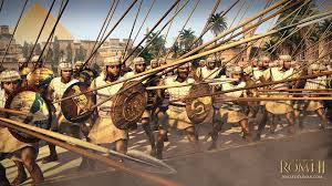 TOTAL WAR ROME II Hannibal at the Gates / Region RU-CIS