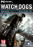 WATCH DOGS DELUX EDITION RUS REGION FREE UPLAY CD-KEY