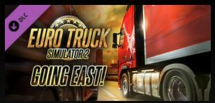 EURO TRUCK SIMULATOR 2 - GOING EAST STEAM GIFT REG.FREE