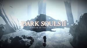DARK SOULS II SCHOLAR OF THE FIRST SIN RU