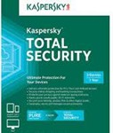 KASPERSKY TOTAL SECURITY 2016 1PC12MEC REGION FREE