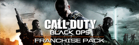 Call of Duty: Black Ops Franchise Bundle ROW steam gift