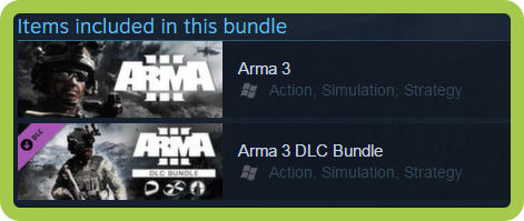 Arma 3 - Extended Edition (ROW) - steam gift + discount