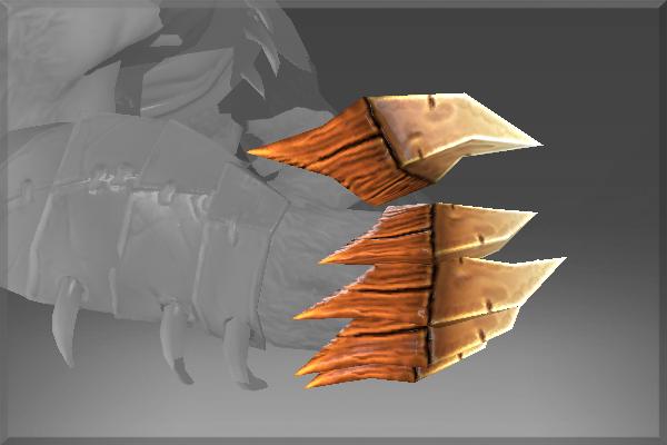 Купить Dota 2 - Redwood Claws (клыки) [Ursa]