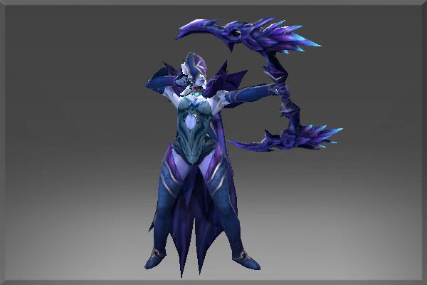 Купить Dota 2 - Black Wind Raven [Drow Ranger]