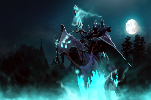 Купить Dota 2 - Rider of Avarice [Abaddon]