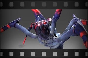 Купить Dota 2 - Насмешка: Spider Shuffle [Broodmother].