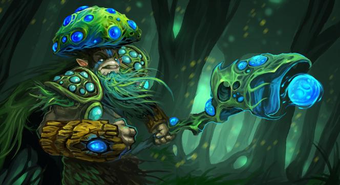 Купить Dota 2 - Fungal Lord [Nature´s Prophet].