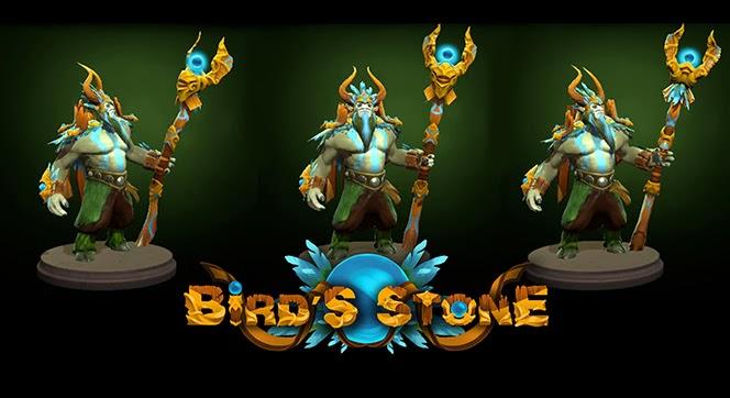 Купить Dota 2 - Bird´s Stone [Nature´s Prophet].