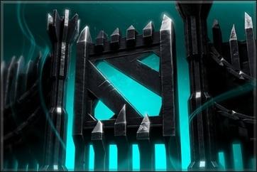 Купить Dota 2 - Iron Cage (HUD) [Uncommon] (Стиль интерфейса).
