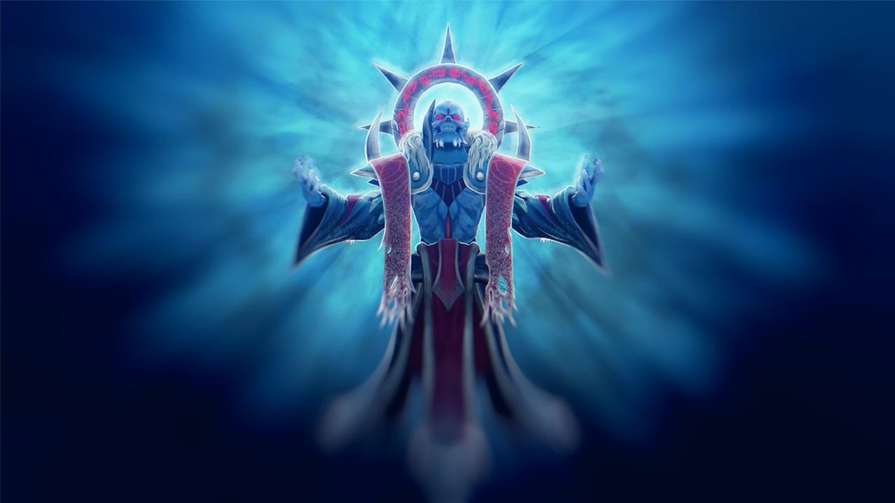 Купить Dota 2 - Загрузочный экран: Frozen Star