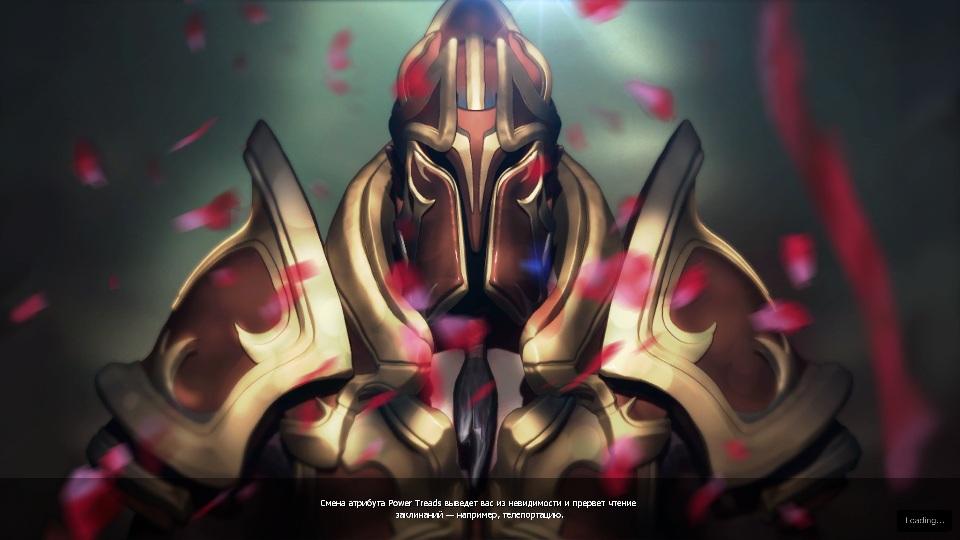 Купить Dota 2 - Загрузочный экран: Relentless Warbringer