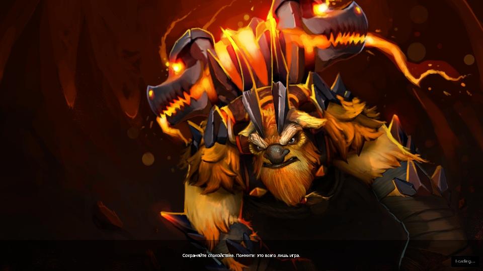 Купить Dota 2 - Загрузочный экран: Bindings of Deep Magma