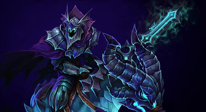 Купить Dota 2 - Anointed Armor of Ruination [Abaddon]